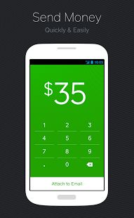 Square Cash. Send money to anyone with an email address. It's fast, safe, and free!  No account needed. Just securely link your debit card to start sending money. It's free to send, and free to receive money directly to your U.S. bank account.
