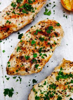 Grilled ChickenDelish