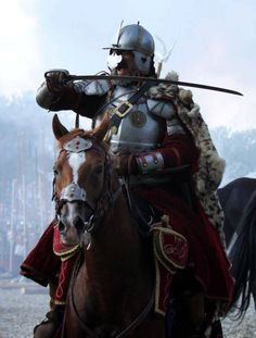 Reenactment: Polish Winged Hussars