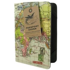 Travel Passport Cover | Wild and Wolf
