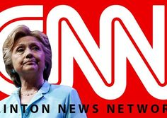 CUT TO THE CHASE: Yes, CNN, the Clinton News Network, is absolutely all in for Crooked Hillary. But at the end of the day, there are bills to be paid, and that's just a hard, cold fact of life. So CNN, seeing the seemingly unstoppable Trump Train, has decided to play both sides of the street for awhile to see what side the slice of buttered bread falls on. Trump Train...now boarding for 1600 Pennsylvania Avenue…