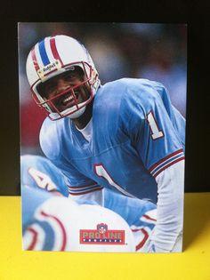 Warren Moon. John Kottenbrook · NFL-Houston Oilers eeddb98cc