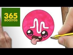 TUTORIAL COMO DIBUJAR LOGO MUSICALLY KAWAII - HOW TO MUSICALLY KAWAII - YouTube