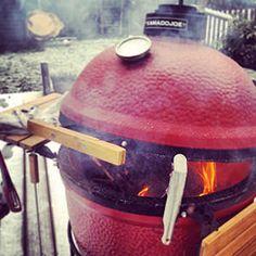 Kamado Joe ceramic grill