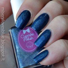 Cupcake Polish Bat-chelor Pad   http://miserylovesblue.blogspot.it/2016/03/cupcake-polish-bat-chelor-pad.html