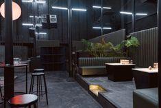 파티 자본은 베이루트에서 디자인 된 나이트 클럽을 환영합니다