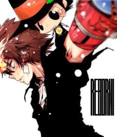 「REBORN!」/「bright night」のイラスト [pixiv]