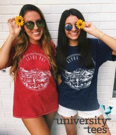 Summer Vibes I Alpha Phi I Made by University Tees I universitytees.com I Apparel Designs | Custom Greek Apparel | Sorority T-Shirts | Sorority Shirt Designs I Greek T-shirts I Greek Life