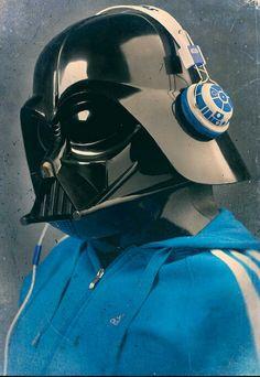Vader Artoo Headphones