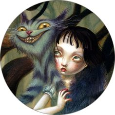 Alice In Wonderland by Benjamin Lacombe