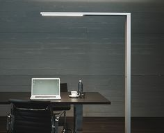 Products Table- and Floor-Luminaires Purist - NEW! MOLTO LUCE