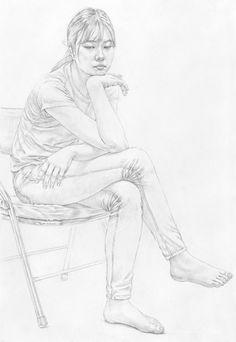 대구화실, 미술, 회화, 정물수채화, 정물소묘, 인체수채화, 인체소묘, 입시미술, 취미미술, 서양화, 유화, 그림 과정작 자료실, 前달동네 그림연구실 Human Figure Sketches, Human Sketch, Human Figure Drawing, Figure Sketching, Figure Drawing Reference, Gesture Drawing, Body Drawing, Cool Drawings, Drawing Sketches