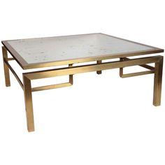 Beautiful Art Deco: Coffee Table