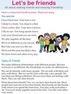 Personality development course grade 1