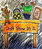 Illinois Arts and Craft Show .. Fall Festival of Crafts In Downers Grove, IL In October 2015