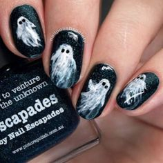 Hallowen Nails (33)