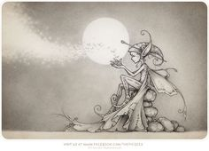 Nalu, a Firefly faerie