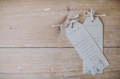 Custom bookmark placenames.  Photography: Daniel Scott