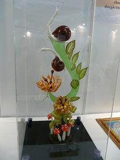 Food Network Sugar Sculptures   Food Designs
