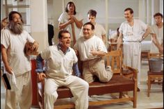 One flew over the cookoos nest