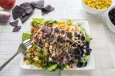 Recipe:+BBQ+Chicken+Salad