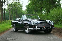 1965 Aston Martin-My first choice.