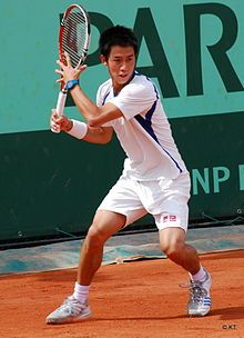 Kei Nishikori (錦織 圭 Nishikori Kei?) (born 29 December 1989 in Matsue, Shimane, Japan) is a Japanese tennis player, currently ranked World No. 18 as of August 27, 2012