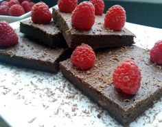 Czekoladowe ala' brownie z dodatkiem banana Cheesecake, Food, Cheesecakes, Essen, Meals, Yemek, Cherry Cheesecake Shooters, Eten