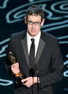 Oscars 2014 Winners | Composer Steven Price accepts the Best Achievement in Music Written for Motion Pictures, Original Score award for 'Gravity'.