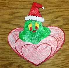 How the Grinch Stole Christmas Unit on TPT!