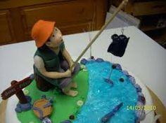 Risultati immagini per torta pescatore tutorial