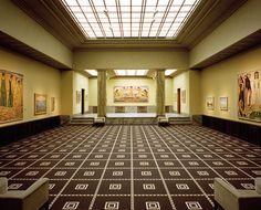 Impressions: Kunsthaus Zürich - GF Luxury