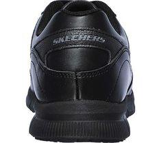 eeb01f377bc9d Skechers Work Relaxed Fit Nampa Slip Resistant Sneaker - 13 M (Regular)