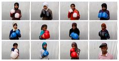A group of Pakistani girls are stepping out of patriarchal confines and into the boxing ring