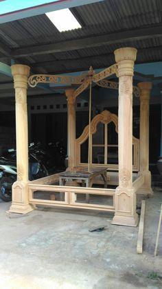 My produck Wood Bed Design, Bedroom Bed Design, Window Design, Floor Design, Diy Furniture Plans, Furniture Making, Wood Furniture, Furniture Design, Timber Beds