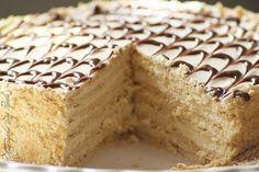 '' CAFE PEPELA '': MEŞHUR RUS PASTASI:MEDOVİK (RUSSİAN HONEY CAKE)