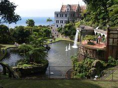 Great Monte Palace tropischer Garten gilt als der sch nste botanische Garten Madeiras Eintritt uac