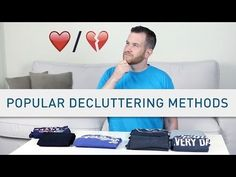 6 Popular Decluttering Methods for Minimalism - Break the Twitch