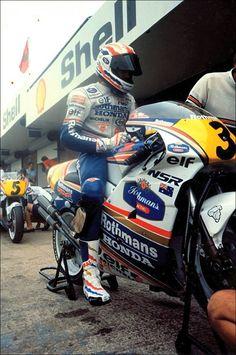 Michael Doohan / Honda NSR500
