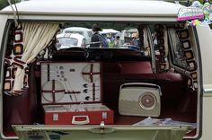 VW Campervan Sound System!