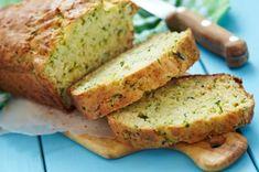 Chleb z cukinią