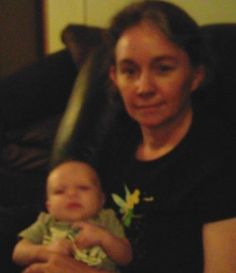 Nona and her second grandson, Jamie