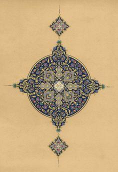 The crucial role of #geometry in #Islamic art (© Dana Awartani)