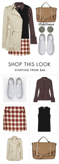 """""""Style Power"""" by ivansyd ❤ liked on Polyvore featuring Zara, Marni, Michael Kors, Topshop, Forever 21 and PolyPower"""
