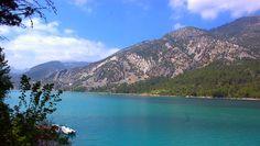 Antalya Oymapınar Gölü