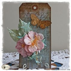 detailed instructions... ***want to learn how to make this flower!