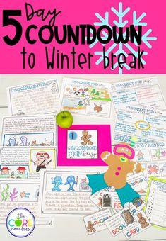 #countdowntowinterbreak #winterbreak #thecorecoaches