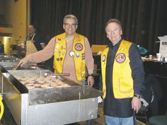 Muskogee's Noon Lions Club will have its annual Pancake Day from 6 a.m. until 1 p.m. Wednesday at the Muskogee Civic Center.