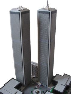Amazing WTC by srezkall, Never Forget