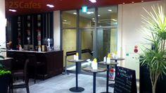 Caffe Classica Italian Cafe in Shinagawa Tokyo Japan http://www.25cafes.com/2011/10/24/caffe-classica/